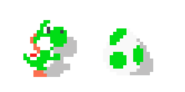 Traje de Yoshi - Super Mario Maker