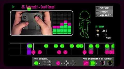 Squid Beatz 2 - 35 Splattack! (Hard) Fresh Full Combo