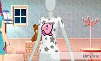 Kirby estrellas - Nintendo presenta New Stlye Boutique 3 Estilismo para celebrities