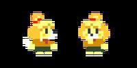 Traje de Canela (invierno) - Super Mario Maker