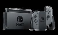 Vista general de Nintendo Switch
