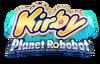 Logo de Kirby Planet Robobot