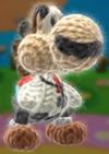 Patrón Dr. Mario - Yoshi's Woolly World
