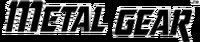 Logo de Metal Gear (juego)