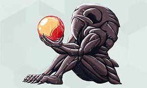 Arte de Metroid II (27) - Metroid Samus Returns