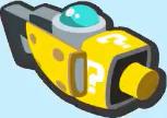 Bláster bloqueador - Mario + Rabbids Kingdom Battle