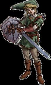 Link en The Legend of Zelda - Twilight Princess