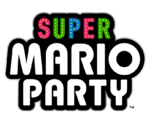 Logo de Super Mario Party