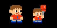 Traje de Aldeano - Super Mario Maker
