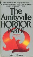 The Amityville Horror Part II Cover