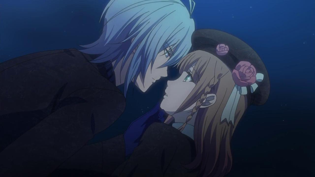 Spade Kissing The Rose