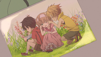 Photo of the Heroine, Toma and Shin
