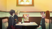 Childhood Friends Meet For Drinks