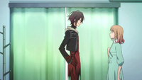 Shin Confronts Heroine About Amnesia