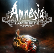 Amnesia A Machine for Pigs - Portada