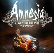 Jessica Curry - Amnesia- A Machine for Pigs - cover