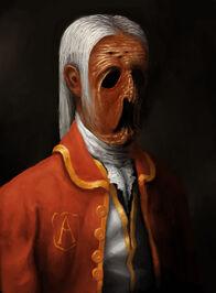 Portrait alexander insane