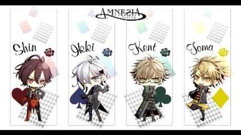 Amnesia Opening 「Zoetrope」Full