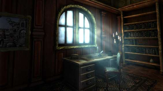 The hidden room in Archives where the Wine Cellar key can be found & Archives | Amnesia Wiki | FANDOM powered by Wikia