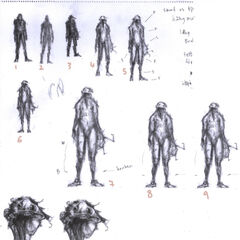 Very old concepts of the Grunt.