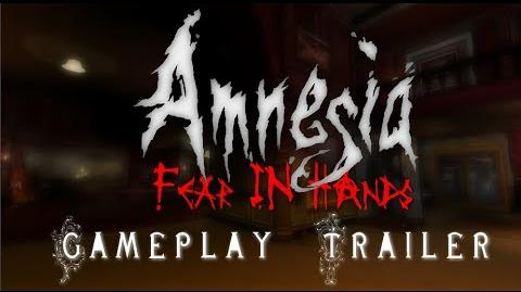 Amnesia Fear in Hands Official Gameplay Video Trailer-0