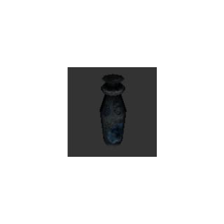 La apariencia de una poción de cordura en el juego.