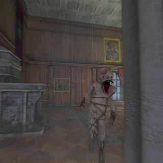 Una alucinación del Servant Grunt