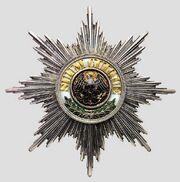 Black Eagle Order star