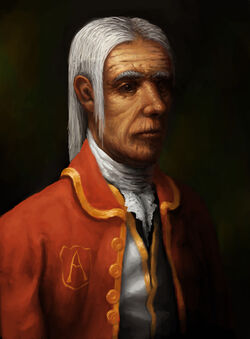 Portrait alexander normal