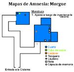 Mapa - Morgue