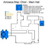Mapa - Coro Salón Principal