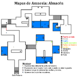 Mapa - Almacén