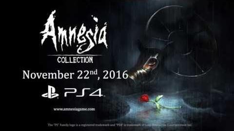 Amnesia Collection - Teaser Trailer
