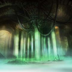 Concept art of the Reactor.