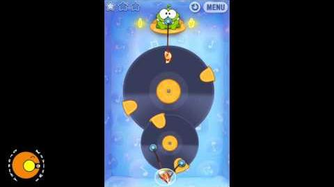 Cut the Rope 11-21 DJ Box (3 STARS)