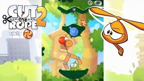 Cut the Rope 2 Official Game Trailer - Launching Exclusively on the App Store, December 19th