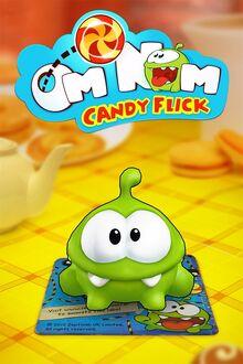 Om Nom Candy Flick