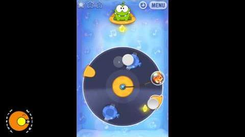 Cut the Rope 11-19 DJ Box (3 STARS)