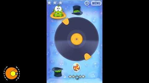 Cut the Rope 11-17 DJ Box (3 STARS)