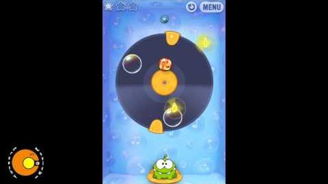 Cut the Rope 11-9 DJ Box (3 STARS)