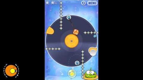 Cut the Rope 11-20 DJ Box (3 STARS)