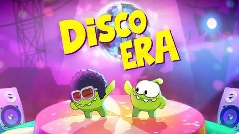 Om Nom Stories Disco Era (Episode 18, Cut the Rope Time Travel)