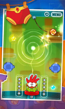 Cut the Rope Experiments Скриншот 4