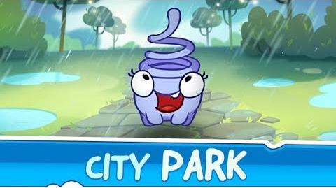Om Nom Stories City Park (Episode 25, Cut the Rope 2)