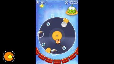 Cut the Rope 11-15 DJ Box (3 STARS)
