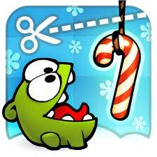 Логотип Cut the Rope Holiday Gift