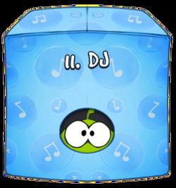 Коробка DJ