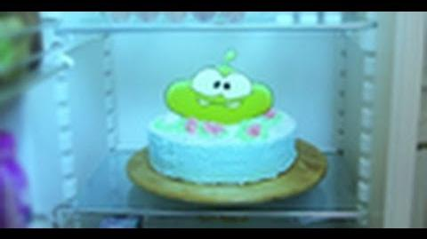 Om Nom Stories Favorite Food (Episode 3, Cut the Rope)