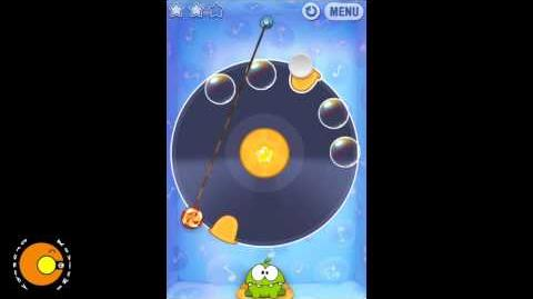 Cut the Rope 11-25 DJ Box (3 STARS)