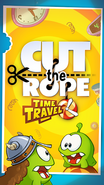 Cut The Rope Time Travel (скриншот 3)